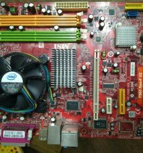 MSI P965 neo-f v2 Socket 775