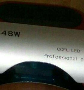 Лампа гибрид 48 w новая