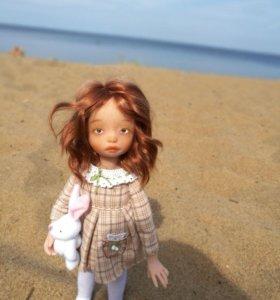 Кукла. Полимерная глина