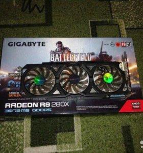 Gigabyte AMD Radeon R9 280X 3 Гб gddr5