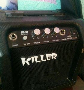Гитарный комбоусилитель (комбик) killer