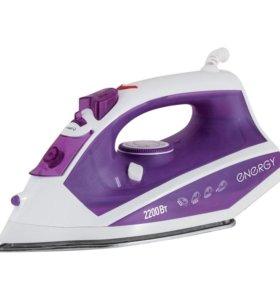 Утюг energy EN-308 фиолетовый