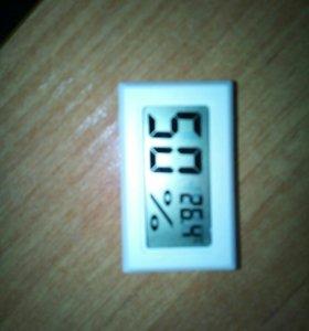 Термометр влагомер