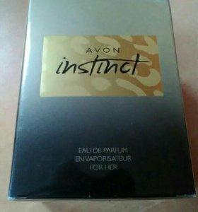 Парфюмерная вода Avon Instinct