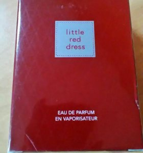 Парфюм.вода Avon Little red dress