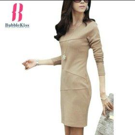 Новое стильное платье, р-р 46-48