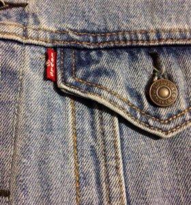 Levi's Куртка джинсовая