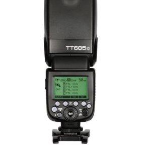 Вспышка Godox TT685O Ttl для Olympus, Panasonic