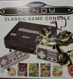 Dendy NES Black + 440 игр
