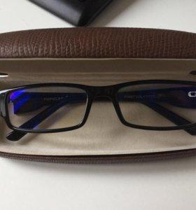Очки защита от компьютера