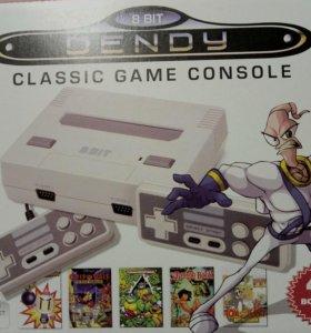 Dendy NES Grey + 440 игр