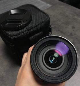 Sigma AF 17-50mm f/2.8 Canon
