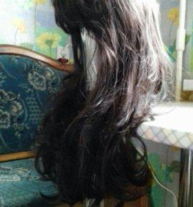 новый парик.