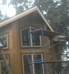 Строительство и ремонт домов,бань.