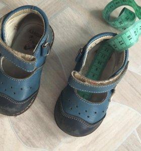Туфельки первые шаги