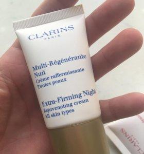Clarins Антивозрастной ночной крем