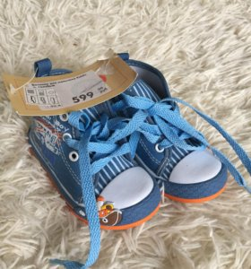 Ботинки для мальчика 21 размер