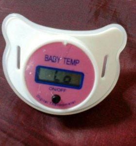 Новая соска-термометр