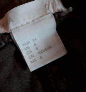 H&M джинсы для будущей мамы