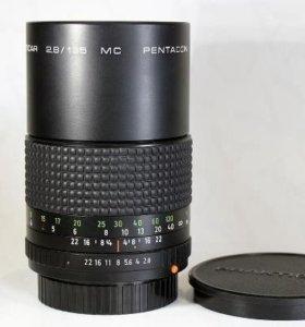 Pentacon 135mm f2.8
