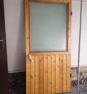 Продам дверь каркас металл