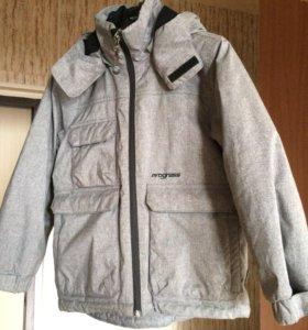 Куртка зимняя 134