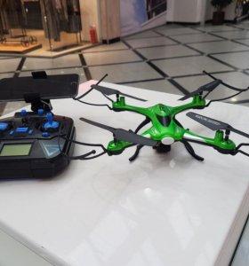 Водонепроницаемый квадрокоптер JJRC с камерой
