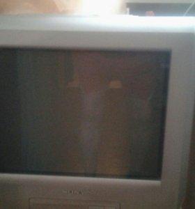 Телевизор сони кв-вм 14м70 кинескоп 14 дюймов