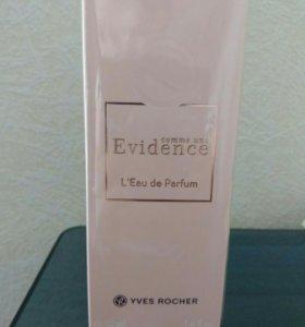 Парфюмерная вода Yves Rocher