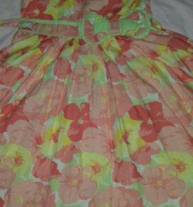 Платье 104-110