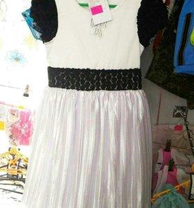 Платье детское белоснежка новое