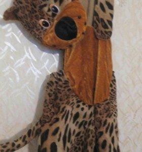 """Новогодний костюм """"Леопард"""""""