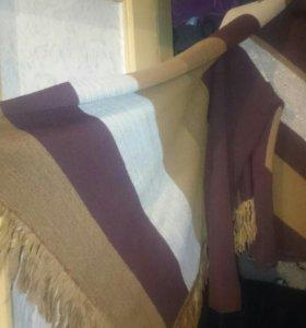 Свитер + шарф