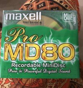 Новый мини-диск