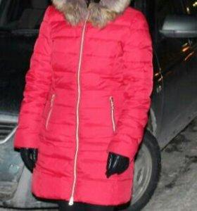 Куртка женская зима 42-44