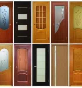 распродажа дверей от 500 руб.
