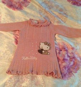 Детское платье р.80