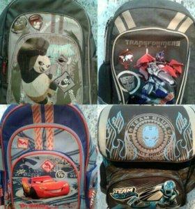 Новые рюкзаки,пеналы