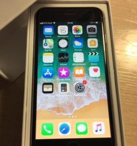 iPhone 6 серый