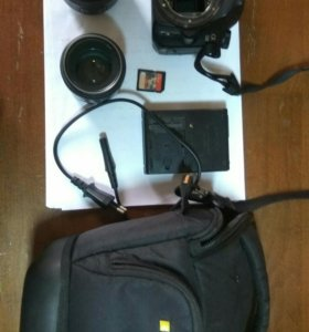 Sony a58 зеркалка зеркальная камера