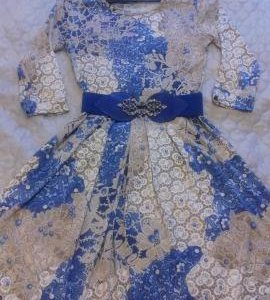 Платье нарядное 44р-р