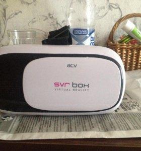 Очки виртуальной реальности acv-svr-box.