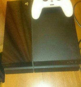 Playstation 4(ps4) + 60 игр