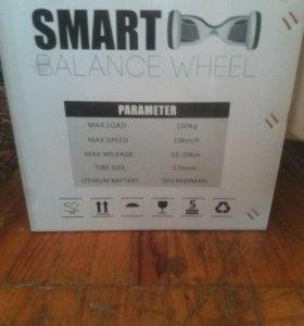 "Smart Balance Гироскутер""SUV граффити 10.5"""