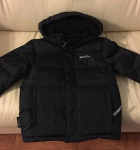 Куртка зимняя mountain warehouse 7-8 лет