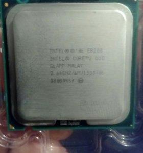 Процессор E8200