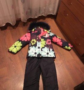 Лыжник Детский