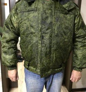 Куртка зимняя для охоты