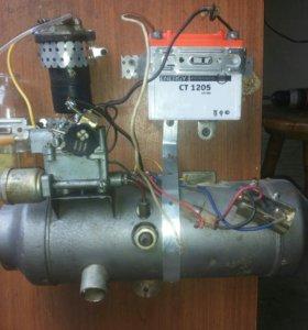 Бензиновая печка от запорожца