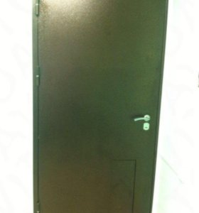 Сейфовая дверь